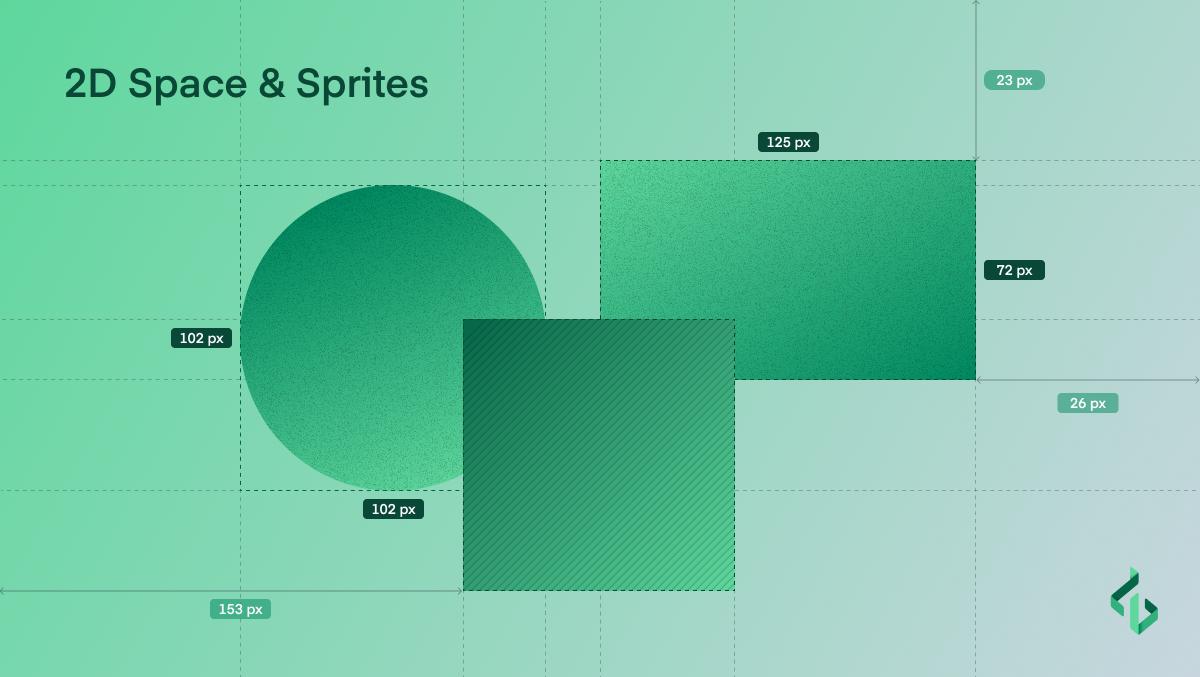 2D Space & Sprites